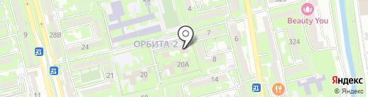 Наурызбайский районный суд г. Алматы на карте Алматы