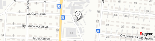 Daiana.kz на карте Алматы