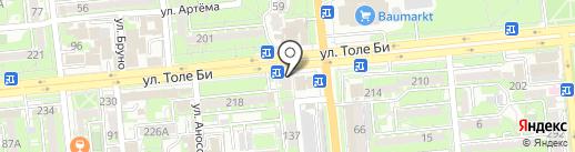 Гербалайф на карте Алматы