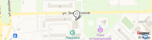 Банкомат, Сбербанк, ПАО на карте Излучинска