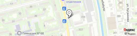 Dana на карте Алматы