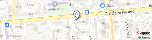 MirKuponov.kz на карте Алматы
