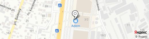 Буду Мамой на карте Алматы