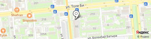 KILLFISH DISCOUNT BAR на карте Алматы