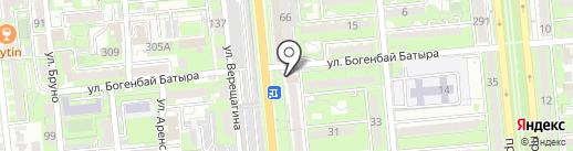 MODCOM.KZ на карте Алматы