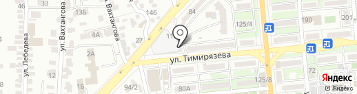Новинка на карте Алматы