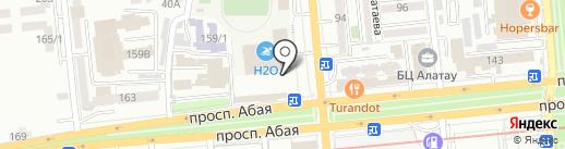LIMPOPO Sport на карте Алматы