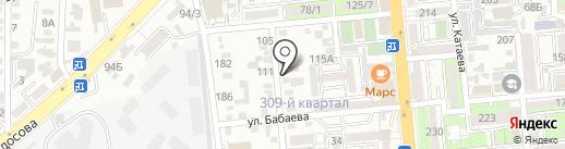 Научный аналитический центр, ТОО на карте Алматы