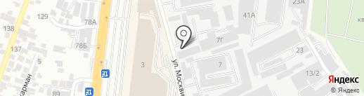 Metall Prom Group на карте Алматы