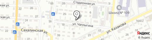 Ящик пандоры на карте Алматы