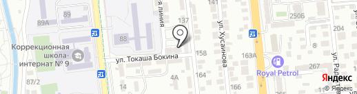 E-home.kz на карте Алматы