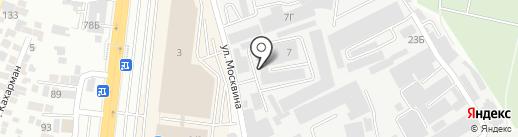 Аsiaтранзит на карте Алматы