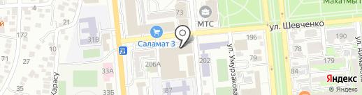 ДиК-ПРОМ, производственно-торговая компания на карте Алматы