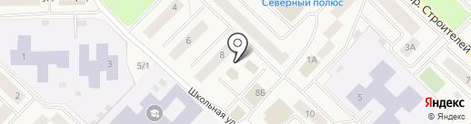Мясная ярмарка на карте Излучинска