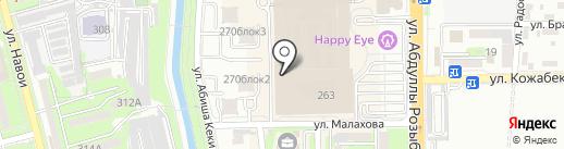 Kids Lab на карте Алматы