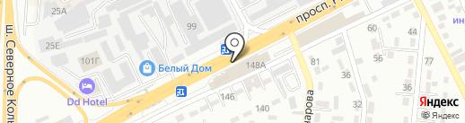 Алма Профиль на карте Алматы