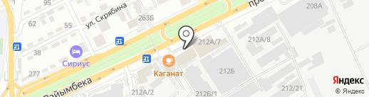 Best IT на карте Алматы