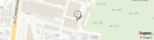 VPROK.kz на карте Алматы