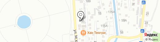 VIP Cinema на карте Алматы