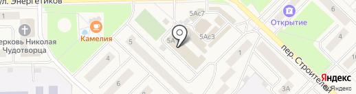 Вместе на карте Излучинска