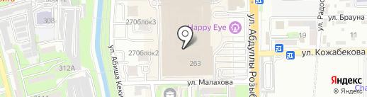 Activ на карте Алматы