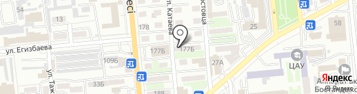 KazVision на карте Алматы