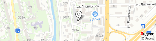 КазАвтоЖол на карте Алматы