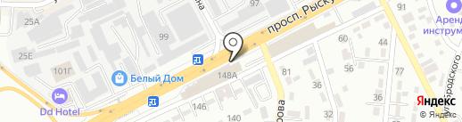 Pit-Lane на карте Алматы