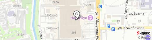Accessorize на карте Алматы