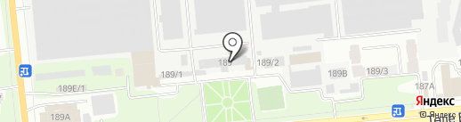 Almaty IT-telecom на карте Алматы