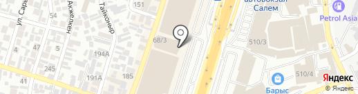 Made in Korea на карте Алматы
