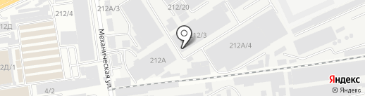 Транс Микс на карте Алматы