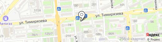 Marklin на карте Алматы