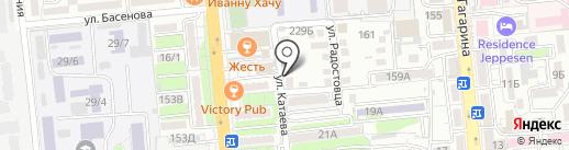 R.T. MAX на карте Алматы
