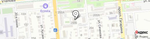TURNIK.KZ на карте Алматы