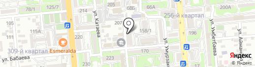 ZODIAС на карте Алматы