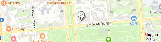 BABY LOOK ALMATY на карте Алматы