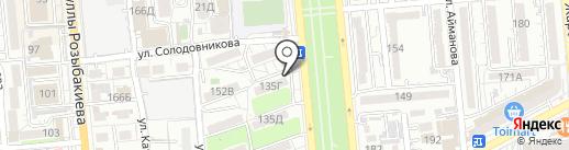 IdealBeauty на карте Алматы