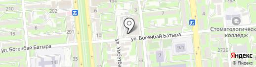 Buenos на карте Алматы