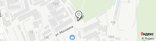 Ремарк Сервис на карте Алматы