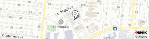 ЭлектроПромСнаб KZ на карте Алматы