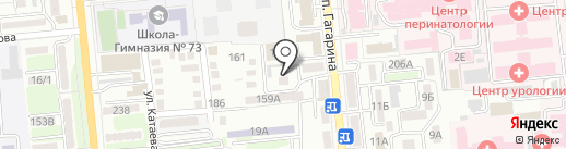 PSS.KZ на карте Алматы