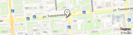 Хорошее место на карте Алматы