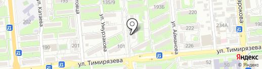 Гермес LTD на карте Алматы