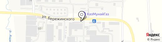 QAZKOM на карте КазЦика