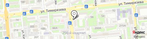 ORCHARD на карте Алматы