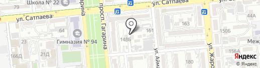 Dakh Doner на карте Алматы