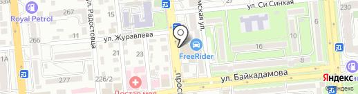 Ювелирная мастерская на карте Алматы