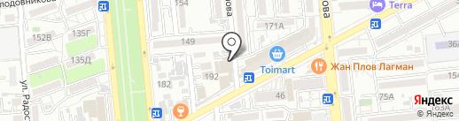Fujifilm на карте Алматы