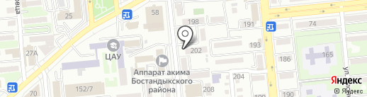 Training cafe на карте Алматы